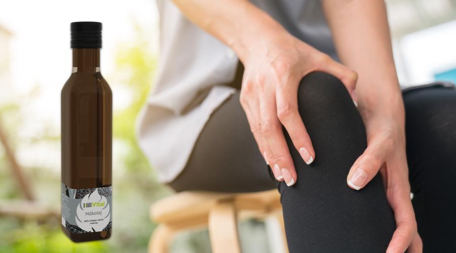 A 100%-os hidegen sajtolt mákolaj segíthet a csontritkulás kezelésében.