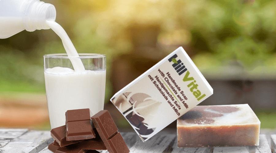Csoki és tej a sejmes bőrért.