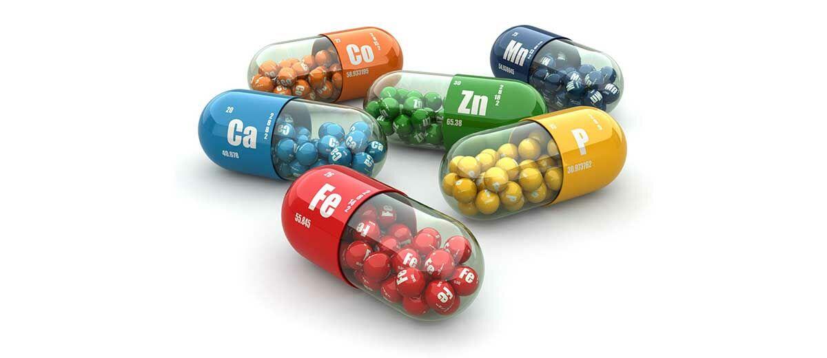 Vitaminok és étrendkiegészítők